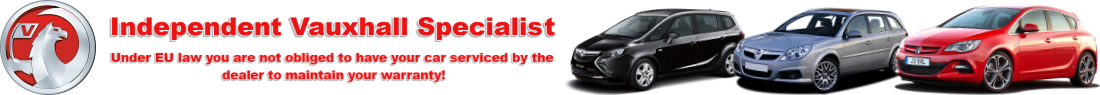 Carlisle's Leading Independent Vauxhall Specialist